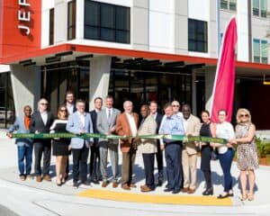 Grand Opening Of Lofts At Jefferson Station