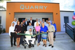 Grand Opening Of The Quarry
