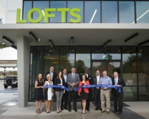 Vestcor Team Celebrates The Grand Opening Of Lofts At Lavilla