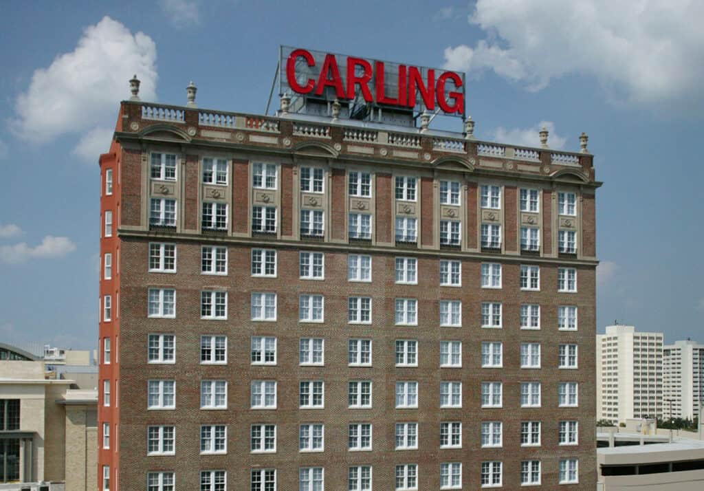 The Carling Exterior