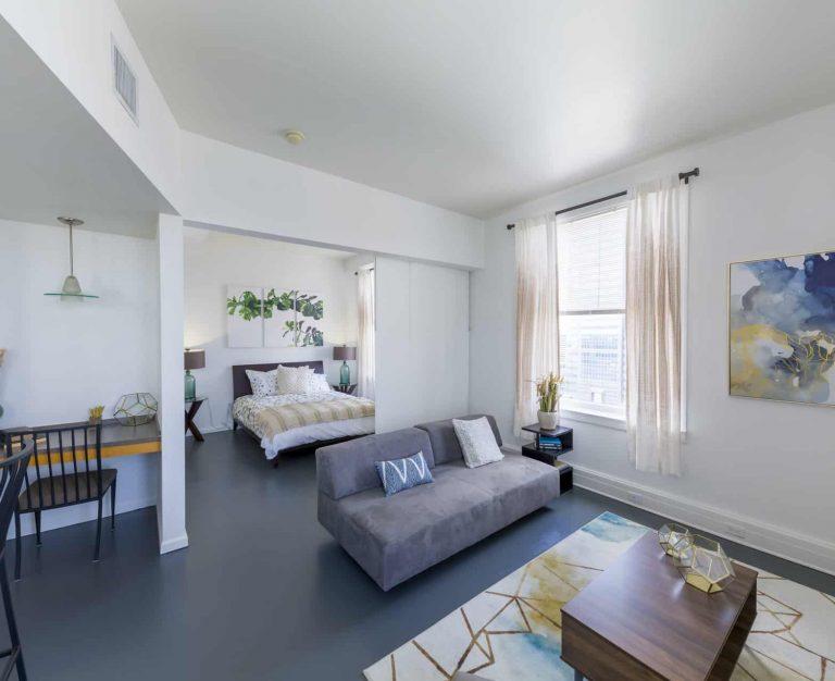 11 East Forsyth Bedroom