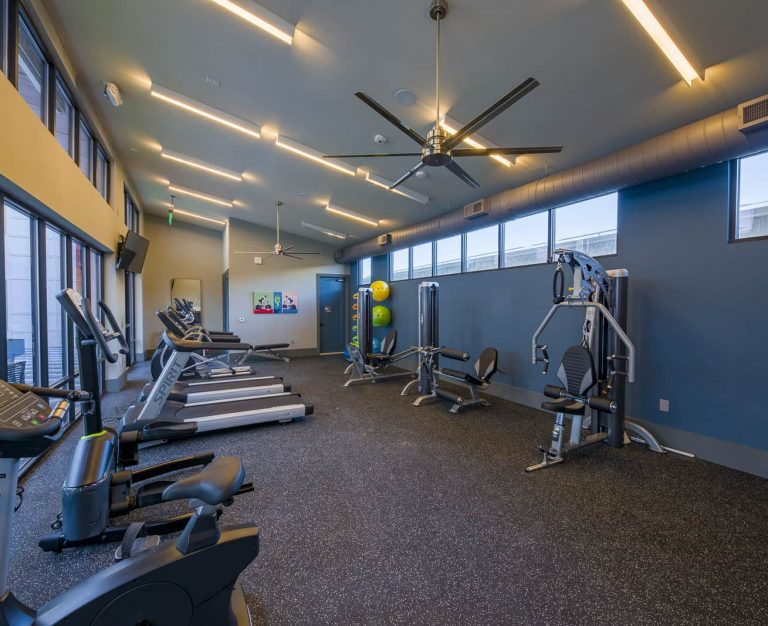 Lofts At Jefferson Station Fitness Center