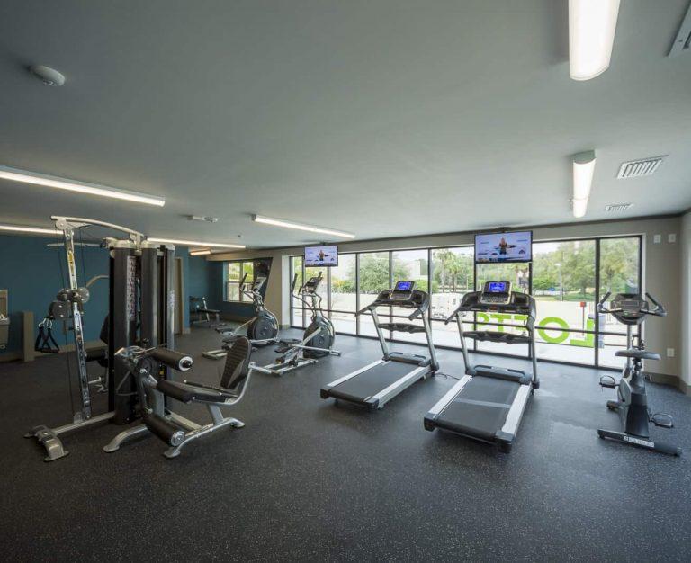 Lofts at LaVilla Fitness Center