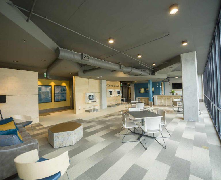 Lofts at LaVilla Sitting and Media Room