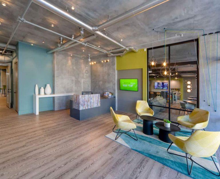 Lofts At Monroe Sitting Room