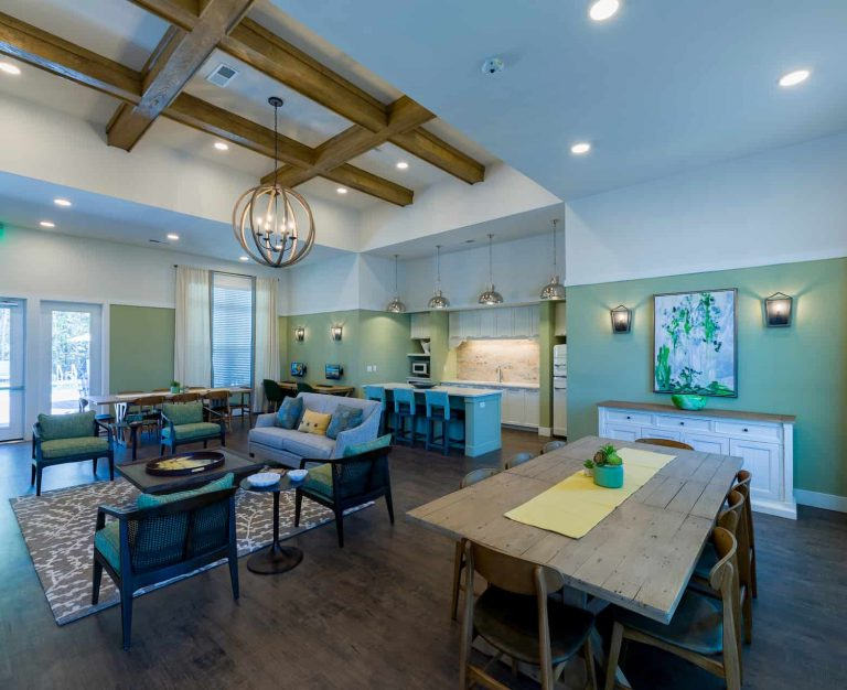 Macie Creek Kitchen and Dining Room