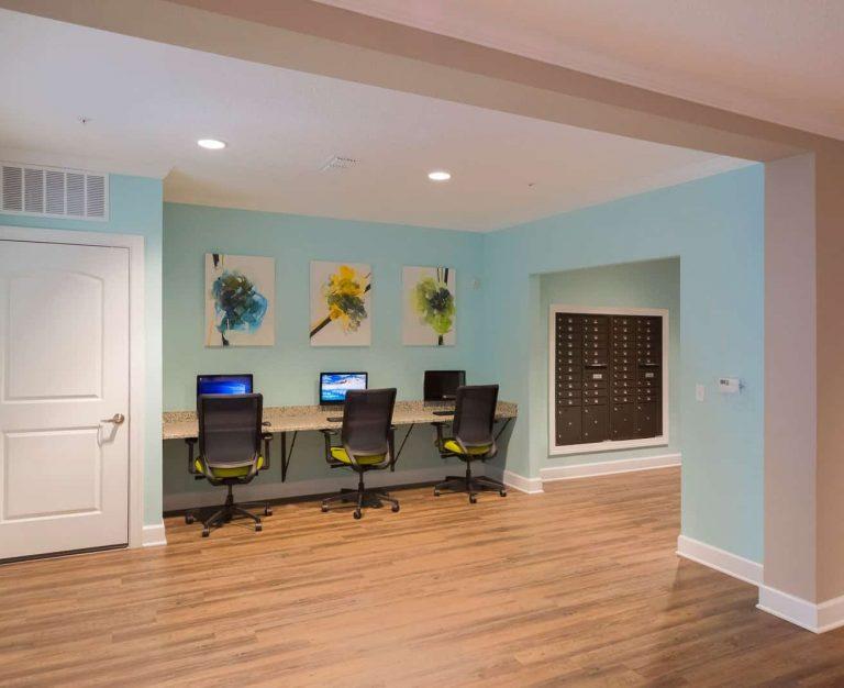 Mary Eaves Media Room