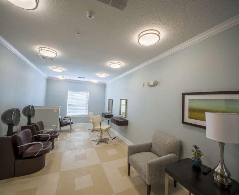 Peyton Ridge Salon Room