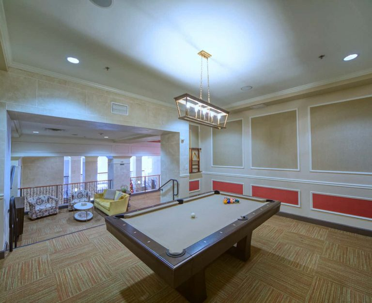 The Carling Game Room