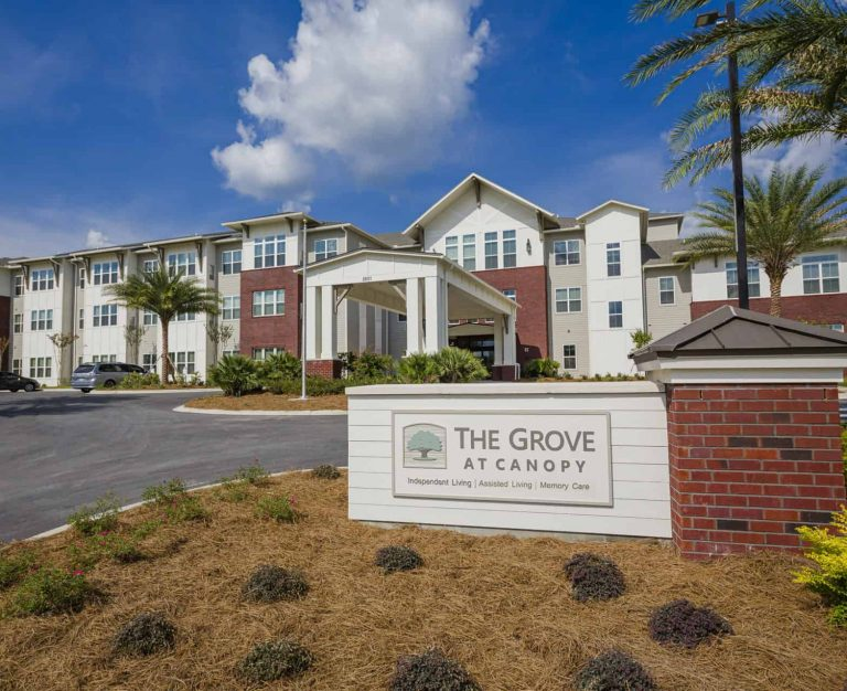 The Grove at Canopy Front Exterior